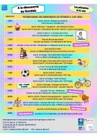 Programme primaire FEVRIER A JUIN 2021cs Donziais