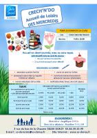 accueil loisirs primaire 09 à 12 2021 CS donziais